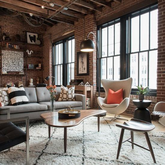 Лофт-мебель